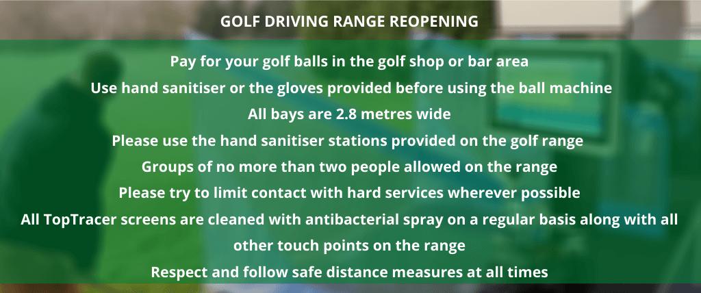 range reopening