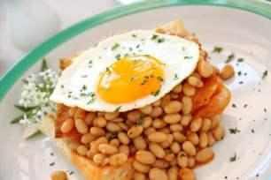 egg-beans-toast
