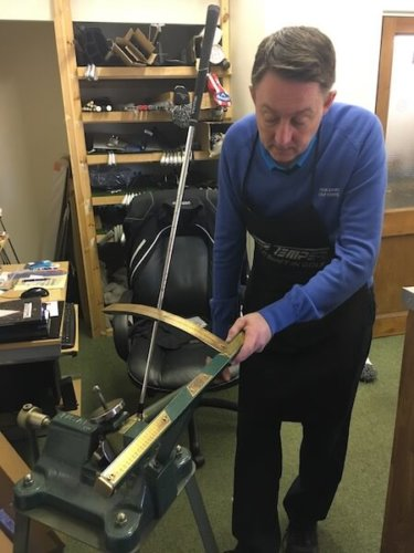 Having trouble with your golf clubs? In need of a re-grip, or a general repair?