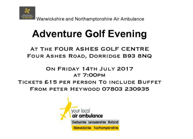 air-ambulance-adventure-golf-evening