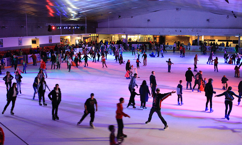 ice rink solihull