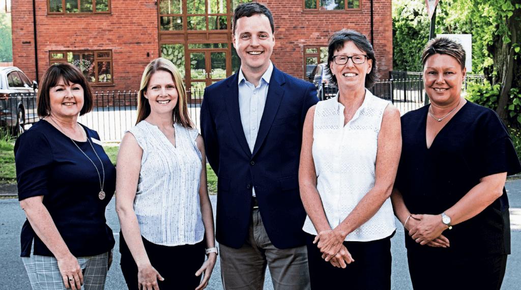 daleswood-health-team