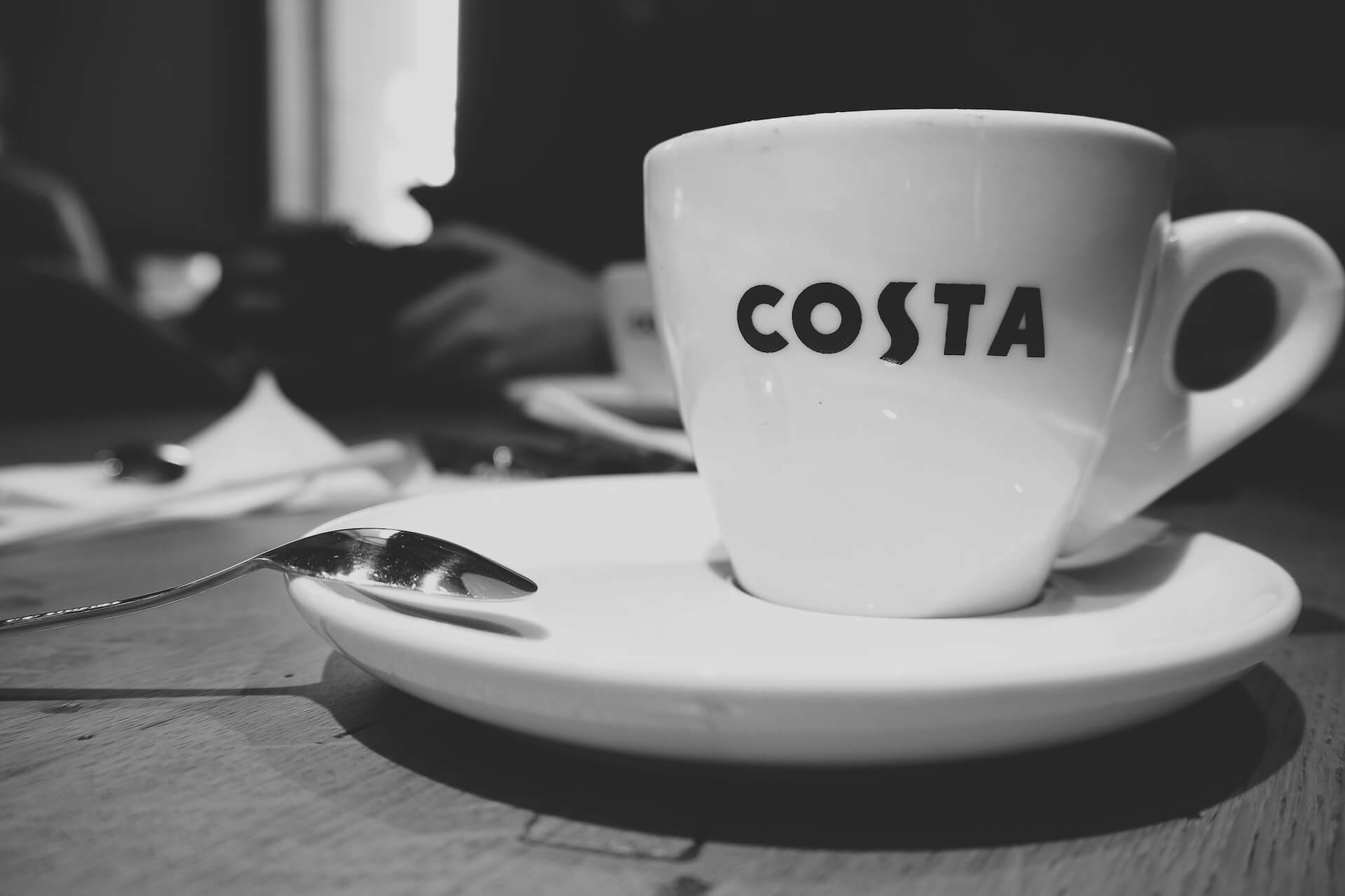 beverage-costa-coffee-black-and-white-close-up